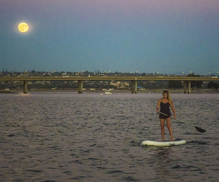 "Tower 9'10"" Adventurer Sunset Paddle"