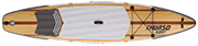 "THURSO Expedition 11'6"" iSUP"