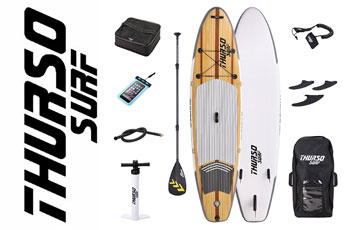 "THURSO SURF 10'6"" Waterwalker SUP Board"