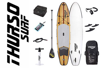 THURSO SURF 11' Waterwalker SUP Board