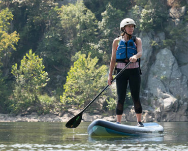"Earth River SUP 12'6"" V-II Review"