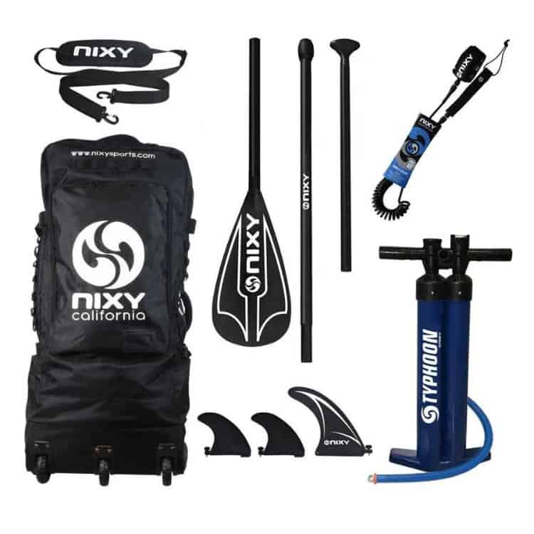 NIXY Newport iSUP Package