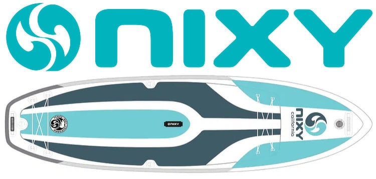 NIXY Venice Inflatable Paddle Board