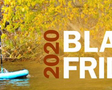 Inflatable Kayak, SUP Board, Boat Black Friday Deals
