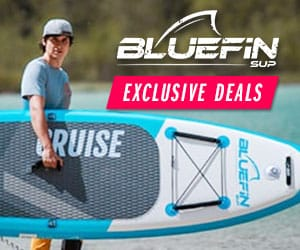 Bluefin SUP 2021 exclusive deals